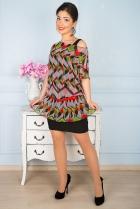 Комплект -двойка ( платье+туника)