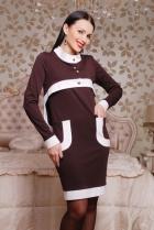 Комплект(платье+жакет)